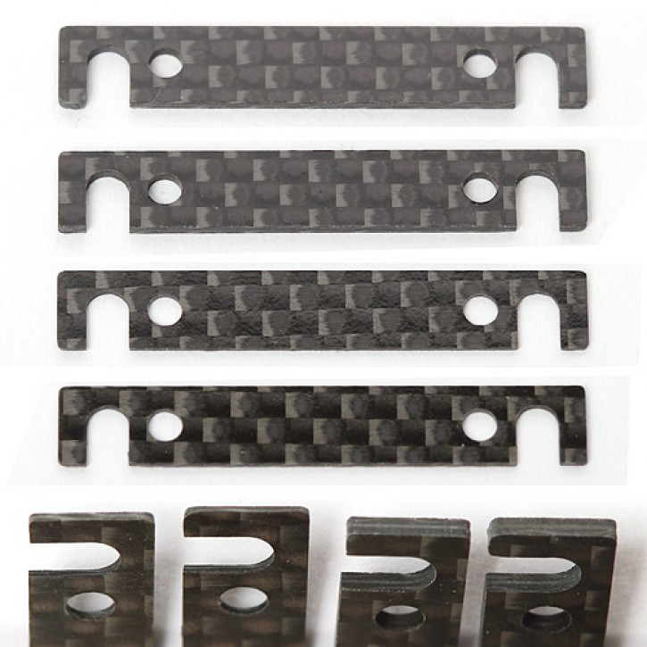 Arm Mount Shims, outer