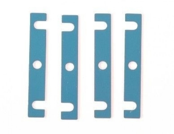 RC Aluminum Roll Center Spacer - (0.5mm) 4pcs