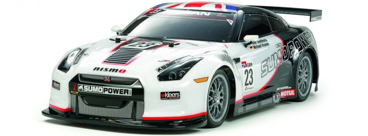 Sumo Power Nissan GT-R (TT-01E)