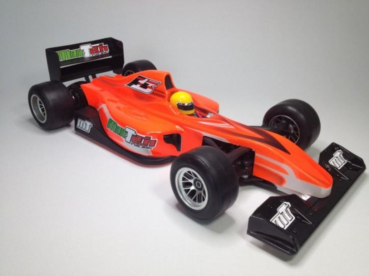Mon-Tech Formula 1 Body F13