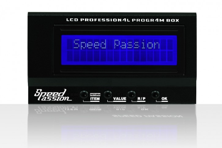LCD Professional Program Card