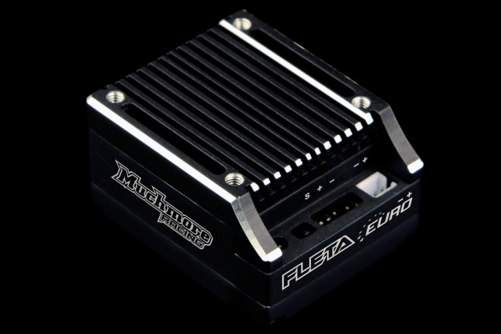 Muchmore FLETA Euro Brushless ESC - Black