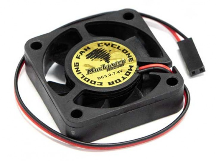 Muchmore Cyclone Motor Cooling Fan 40 x 40 x 10mm