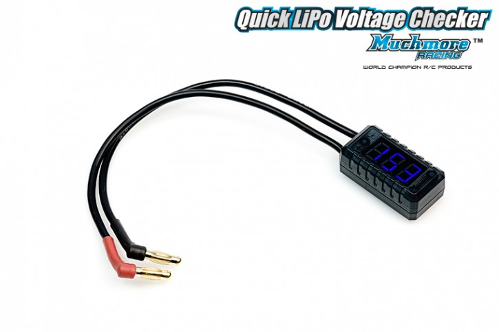 Muchmore Quick LiPo Voltage checker