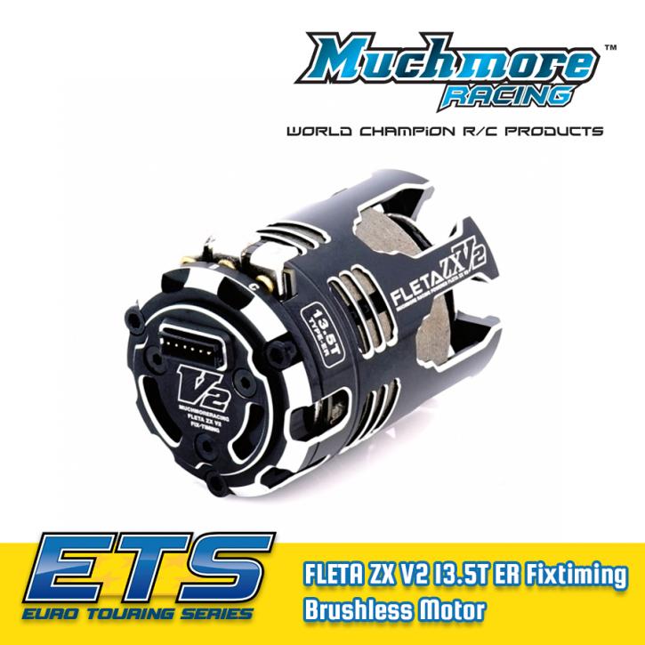 Muchmore FLETA ZX V2 13.5T ER Fixtiming Spec Brushless Motor