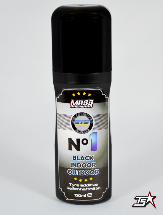MR33 N°1 Black Indoor / Outdoor Tire Additive 100ml