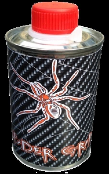 Zen Racing Spider Grip (Orange) for Rubber