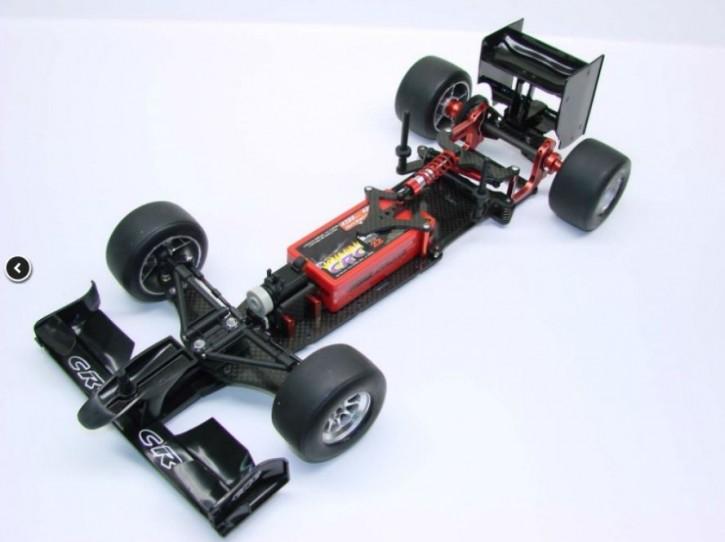 CRC WTF-1 Formel-Chassis 1:10 FB Wettbewerb Edition