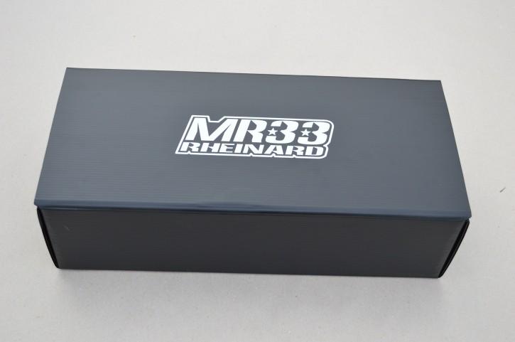 MR33 Plastic Card Box (470 x 220 x 130mm)