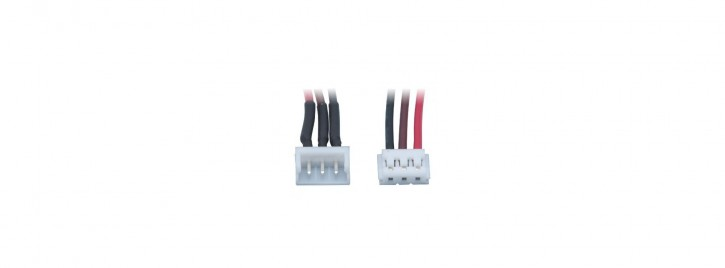 LRP 65836 LiPo Adapterstecker - EH-Verlängerung