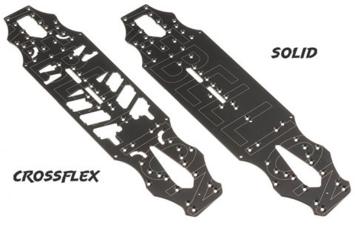 Midmotor Conversion Kit BD9 Alu Crossflex