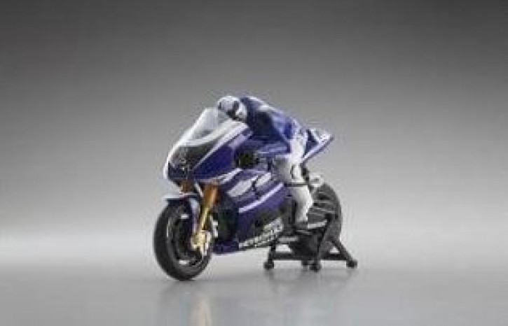 MINI-Z Bike Yamaha Factory Racing YZR-M1 2011 Nr.1