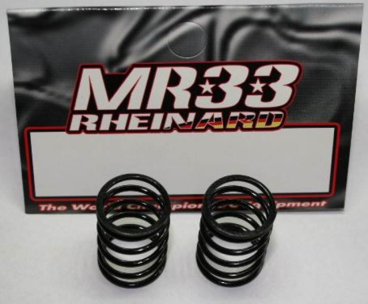 MR33 Ride Black Spring (2pcs)