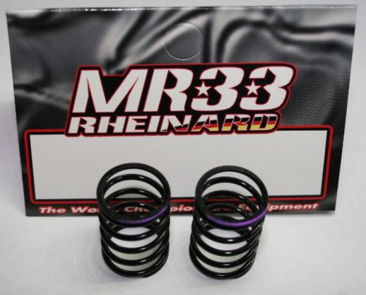 MR33 Ride Purple Spring (2pcs)