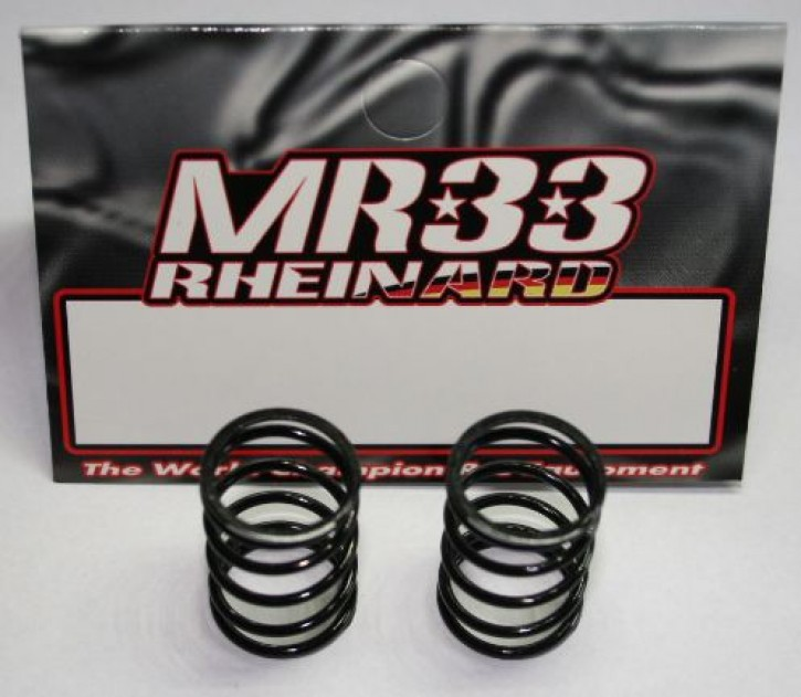 MR33 Ride Silver Spring (2pcs)