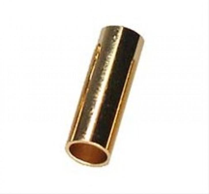 Goldkontaktbuchsen 4mm (100 Stück)