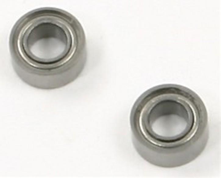 Kugellager für Lenkplatte 6x3x2,5mm (2 Stück)