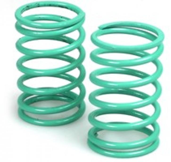 Stoßdämpfer-Feder grün (2 Stück)