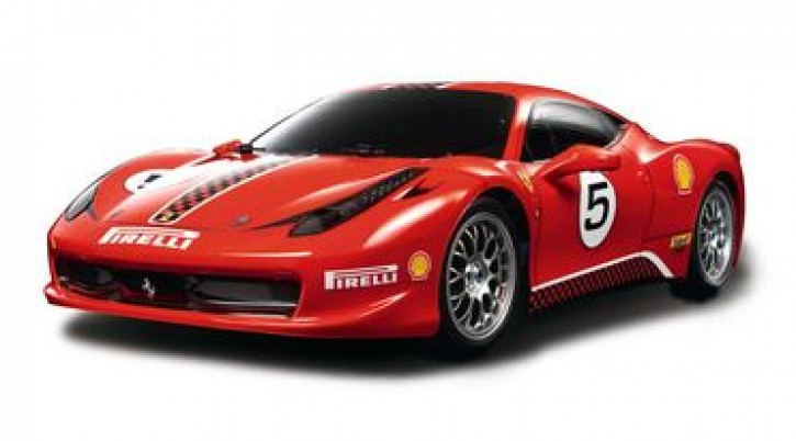 Ferrari 458 Challenge (TT-02)