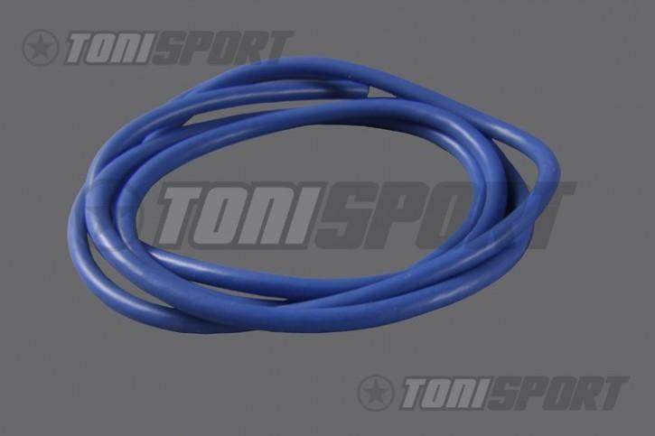 Xenon Kabel Blau/ Xenon Wire Blue, 12 AWG, 90 cm,