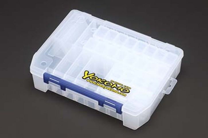 Yokomo Carrying Case Set 255×190×60mm