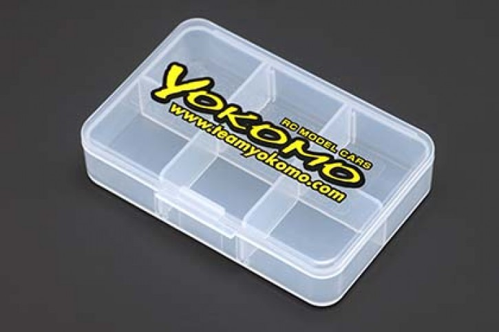 Yokomo Carrying Case 59×87×22mm (12pcs)