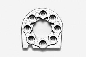 Motorträger Metall TT01