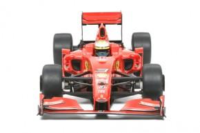 Tamiya F104 RC Ferrari F60