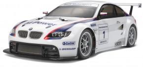 BMW M3 GT2 2009 4WD TT-01E m.Licht 1/10