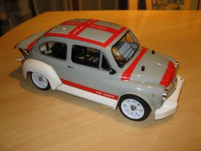 M-05 Fiat Abarth 1000 TCR