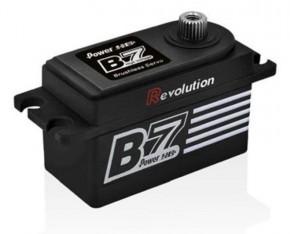 Power HD B7 Revolution HV Low Profile Servo