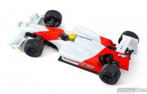 F1-Thirteen Clear Body