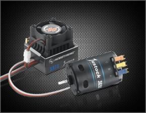 Hobbywing 21,5T COMBO-XR10-JS-Black