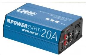 LRP 43200 Powersupply Competition 13,8 Volt   20 Ampere Wettbewerbs Netzteil