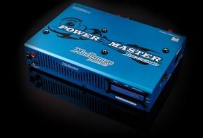 Netzteil Power Master Legend 12V, 44A blue