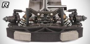 Rebellion-RC BD8-2018 carbon fibre conversion set