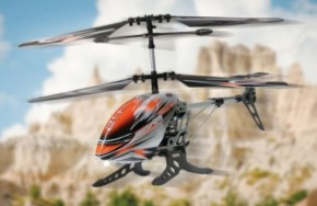 Rusher Heli 3+2Kanal 2,4G Turbo,Licht