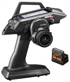 Sanwa M12S-RS Fernsteuerung inkl. RX-482 Empfänger