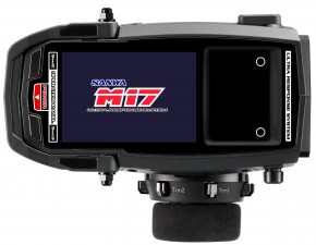 M17 - RX-491 / ohne Servos/ TX/RX Farb-Touch-Display SANWA SURFACE CH4 2.4GHz FH5 Ultra Response Mode