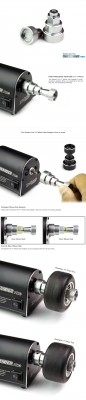 Tire Sander Pro F1 Wheel Hub Adapter