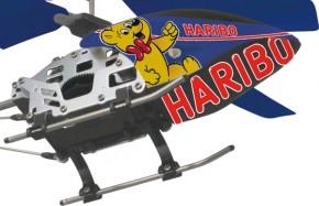 Haribo® Gyro 3 Kanal Mini-Heli mit Licht