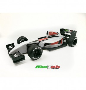 Mon-tech Formula 1 Clear Body F17