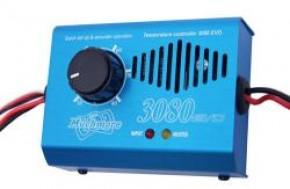 Temperaturregelung für Reifenwärmer 3080EVO Blau
