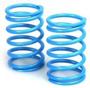Stoßdämpfer-Feder blau (2 Stück)